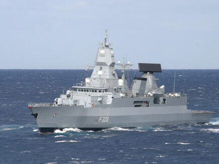 Farewells and thanks to the FGS Hamburg