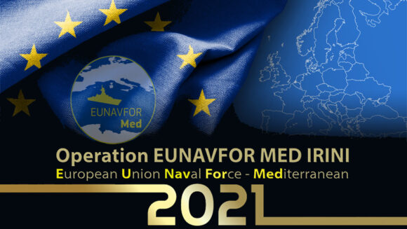The EUNAVFORMED IRINI Calendar for 2021 now available on line